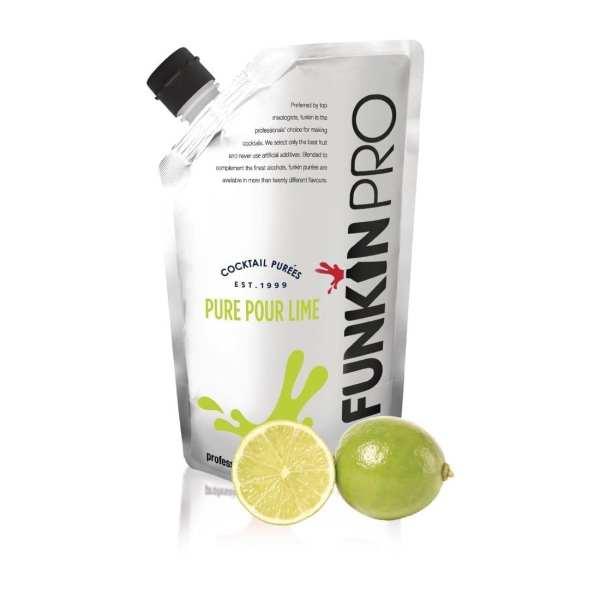 Funkin Pure Pour Lime - 1Kg