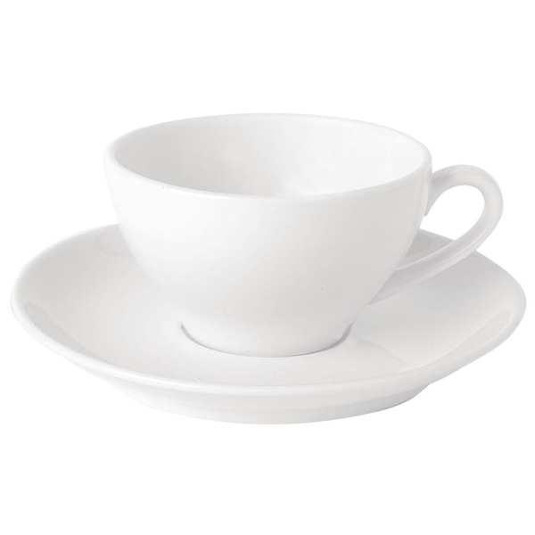 Royal Porcelain Classic Coffee/Tea Cup - 6.3oz 180ml (Box 12)-0