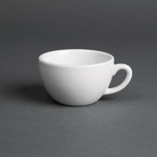Royal Porcelain Classic Espresso Cup White - 90ml 3oz (Box 12)-0