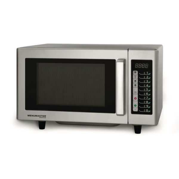 Menumaster Commercial Light Duty Microwave Touchpad 1000watt (Direct)-0