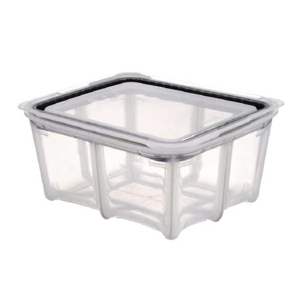 Araven Silicone Container GN - 1/2 9.5Ltr & Airtight Lid-0