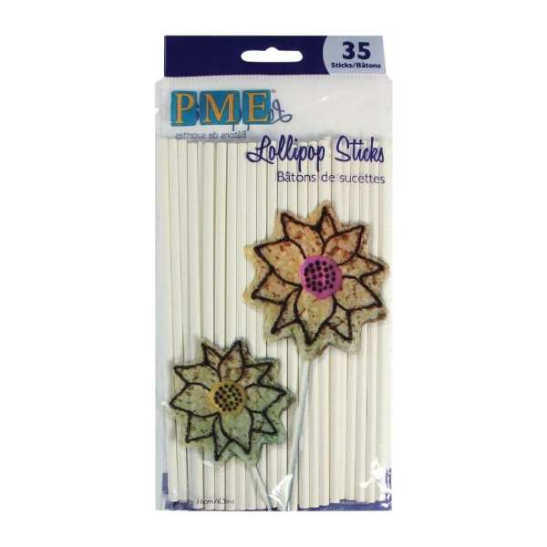 PME Lollipop Sticks (Pack 35)-0