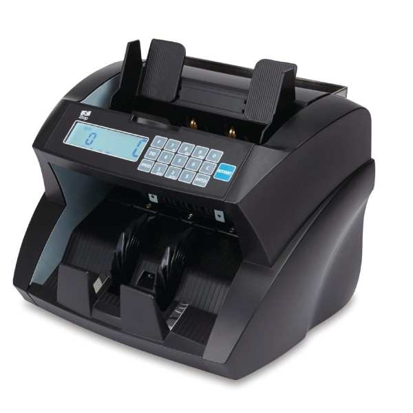 Zzap Banknote Counter 1900notes/min Counterfeit Detection