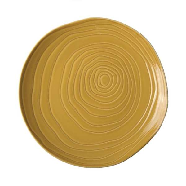 "Pillivuyt Teck Plate 11"" Honey (Box 3) (B2B)-0"