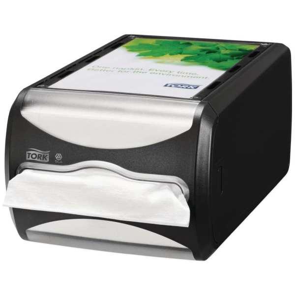 Tork Xpressnap Counter Napkin Dispenser