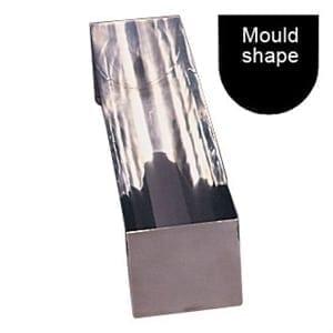 Vogue Terrine Mould St/St U - 250x80x75mm-0