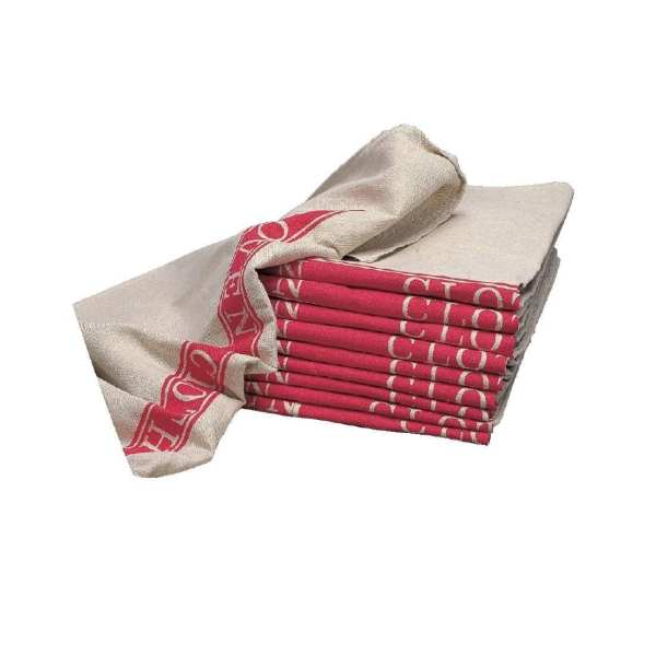 """Hotel Oven Cloth - 34"""" x 32"""" - Each"""