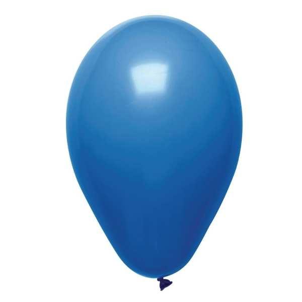 Multi Coloured Balloons (Box 200)-0