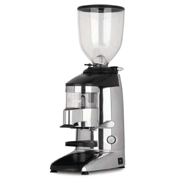 Fracino K6 polished Professional Espresso Grinder (Direct)-0