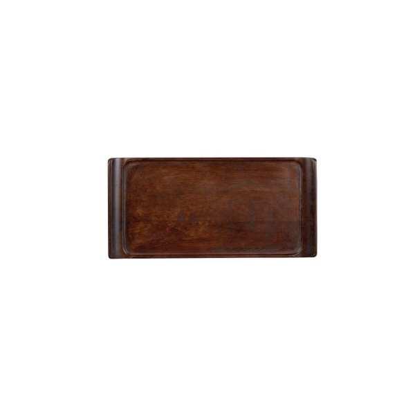 "Alchemy Wooden Buffet Tray - 300x145mm 11 3/4x5 3/4"" (Box 6) (Direct)-0"