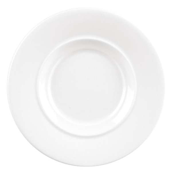 """Alchemy Ambience Can Coffee Saucer - 5 1/2"""" 135mm (Box 6) (Direct)-0"""