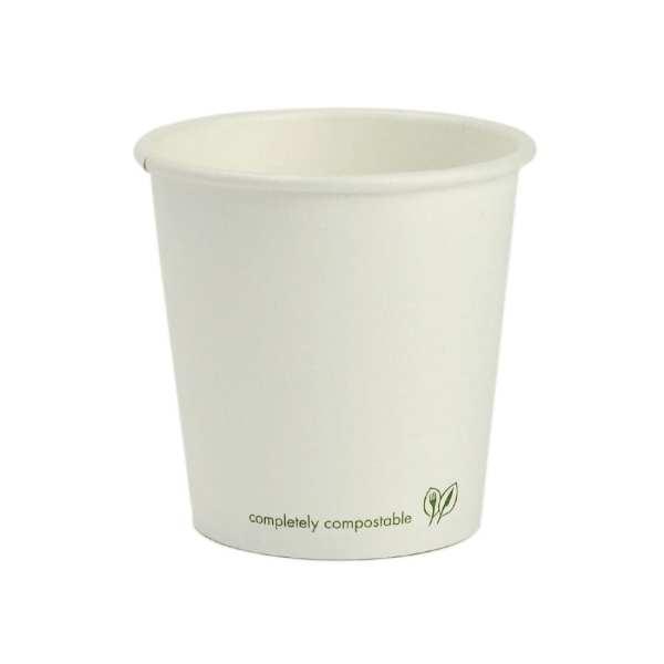 Vegware Espresso Cup - 4oz (Box 1000)-0