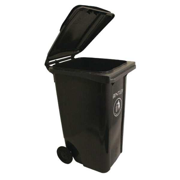 Wheelie Bin Black - 120Ltr (Direct)-0
