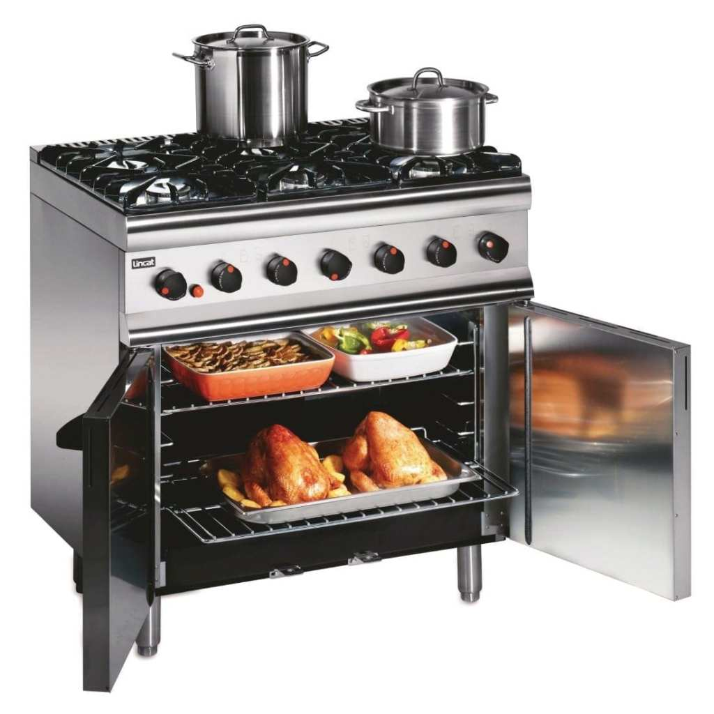 Gas Ovens and Ranges