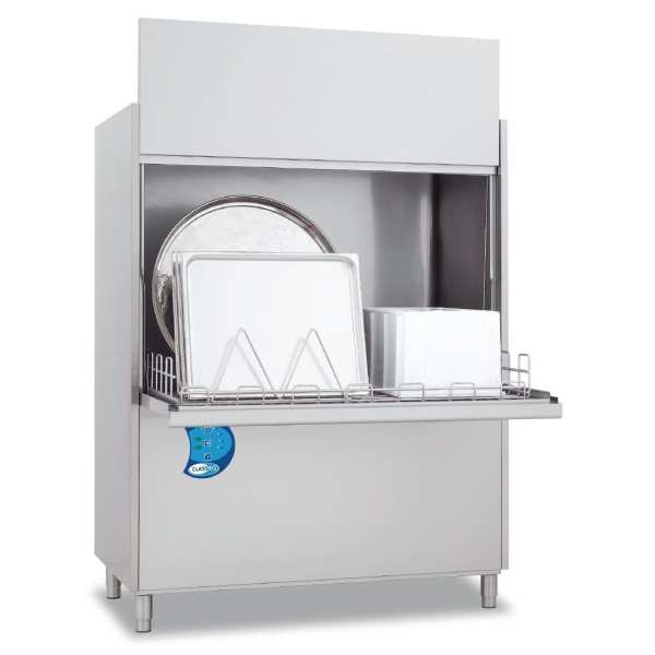 Classeq VISO 132 Utensil Washer with Integral Chemical Pumps (Direct)-0