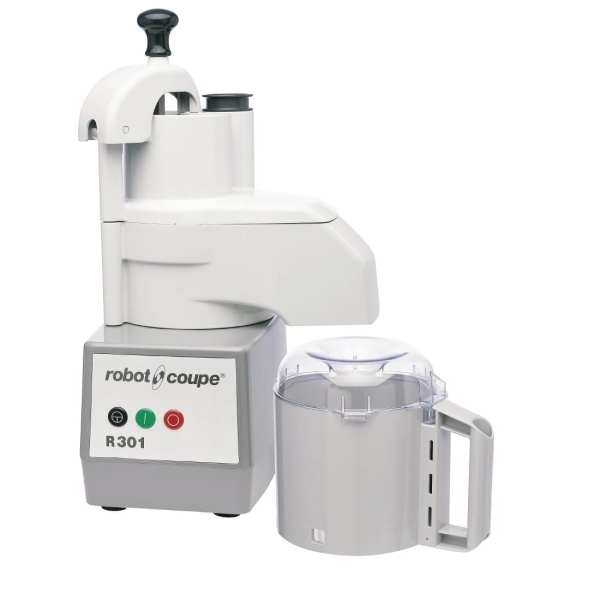 Robot Coupe R301D Food Processor/Veg Prep Attachment - 3.7Ltr-0