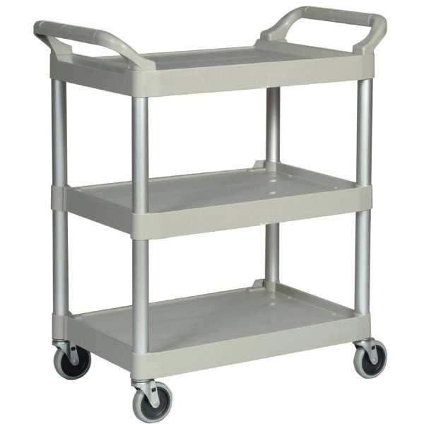Rubbermaid Utility Cart Platinum-0