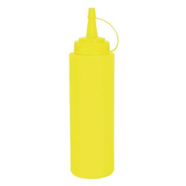 Vogue Squeeze Bottle Yellow - 12oz-0