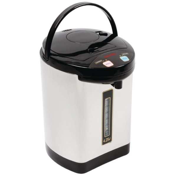 Caterlite Electric Airpot - 4.25Ltr 230V 750watt (Light Duty Use)-0