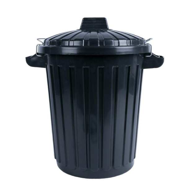 Curver Dustbin with Lid - 70Ltr
