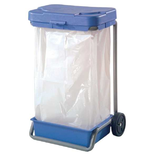 Numatic Waste Bin - 120Ltr (Direct)-0