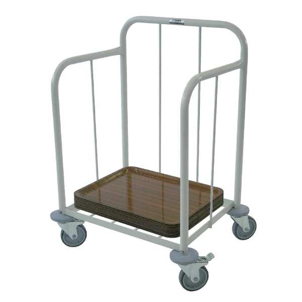 Tray Stacking Trolley 100 Tray (Direct)-0