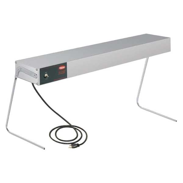"""Glo-Ray - 24"""" Heat Lamp with C Leg Stand (Direct)-0"""