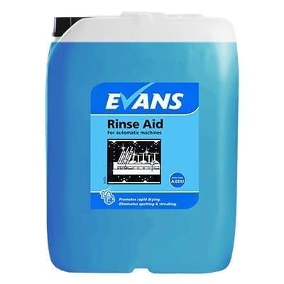 Evans - Rinse Aid - 10 litre
