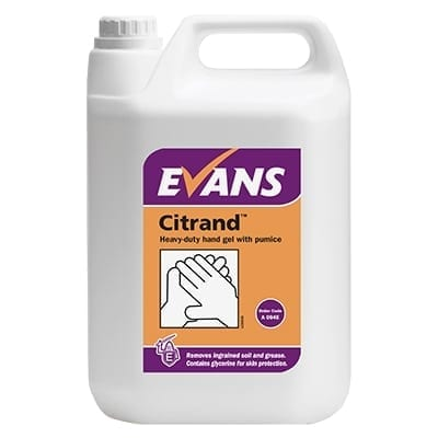Hand Care - Heavy Duty Gels