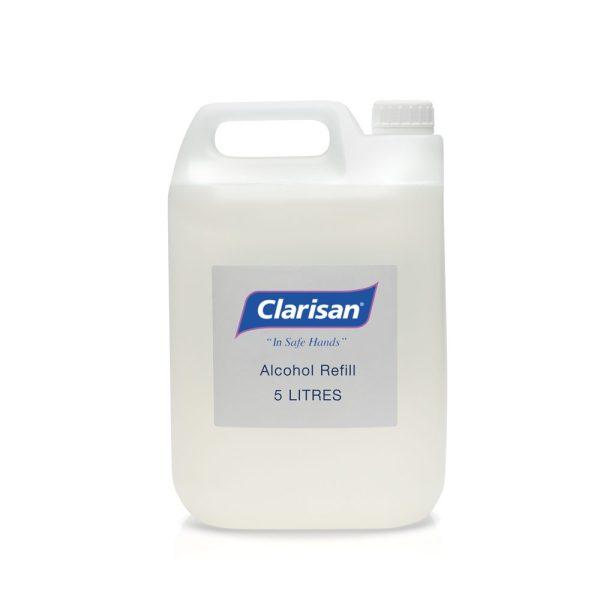 CLARISAN Alcohol Hand Sanitiser 70% - 5 litre