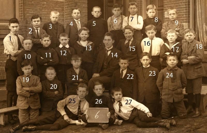 6e klas Sint Petrusschool