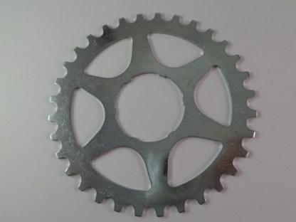 "Maillard Helicomatic Freewheel ""SHA"" 5,6, and 7 speed 32T Cog"