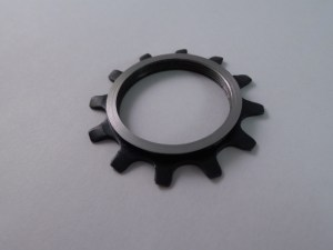 Quail Hill Custom Uniglide 12T 7 speed threaded cog for 34.6 mm Diameter Threaded Cassette Bodies