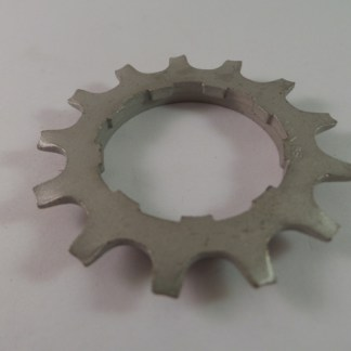 Cassette 13T Uniglide Cog With Built-in Spacer (2nd position) 600 EX, Silver 6 sp