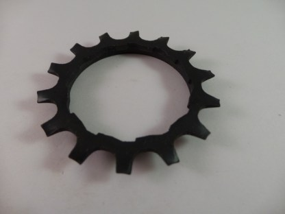14T Uniglide Freewheel Cog wSpacer, Black fits 600EX 6 speed