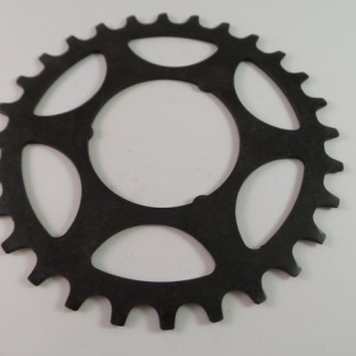 28T Shimano Uniglide Cog Large Spline fits Shimano Freewheels in large spline positions