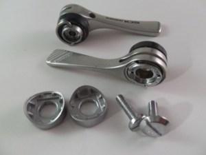 Shimano 105 6 sp Downtube Shifters Set