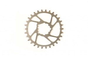 Carbon Ti Full Titanium 33T TruVativ Wide/Narrow Chainring
