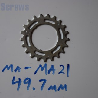 "Maillard 700 Freewheel ""MA"" 5 6 and 7 speed 21T Cog"