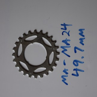 "Maillard 700 Freewheel ""MA"" 5 6 and 7 speed 24T Cog"