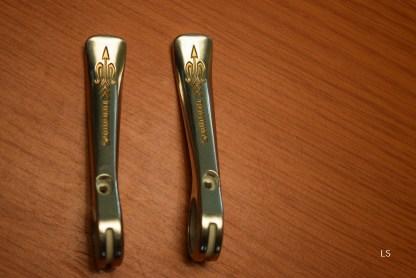 Shimano 105 Downtube Shifters Set A105FS 5mm Bosses