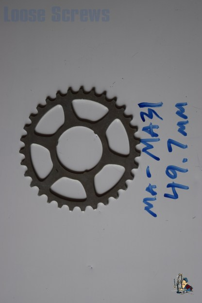 "Maillard 700 Freewheel ""MA"" 5 6 and 7 speed 31T Cog"