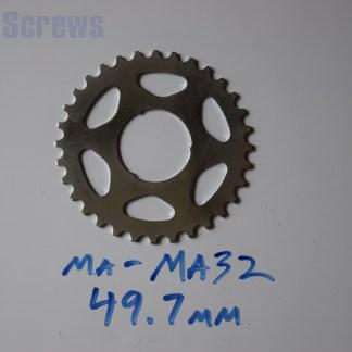 "Maillard 700 Freewheel ""MA"" 5 6 and 7 speed 32T Cog"
