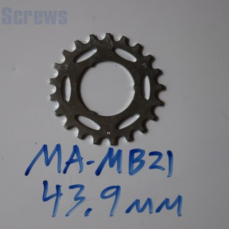 Maillard 700 Freewheel MB 5 6 and 7 speed 21T Cog
