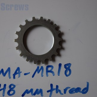 Maillard 700 Freewheel MR 6 and 7 speed 18T threaded Cog