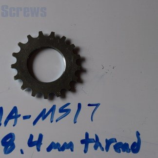 Maillard 700 Freewheel MS 6 and 7 speed 17T threaded Cog