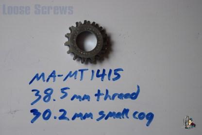 Maillard 700 Freewheel MT 7 speed 14T & 15T threaded Cog