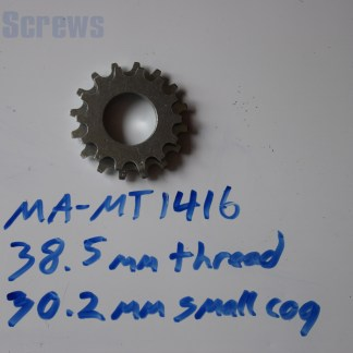 Maillard 700 Freewheel MT 7 speed 14T & 16T threaded Cog