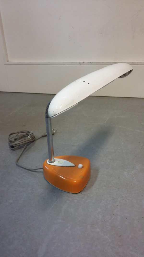 Vintage Hitachi kantoor - tafellamp