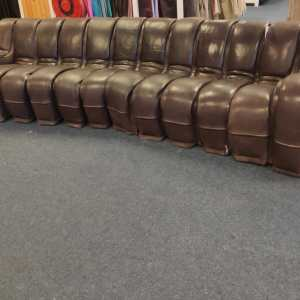 Sede 600 leather bank ueli berger brown